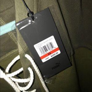 Puma Tops - Fenty Puma Oversize shirt Or Dress